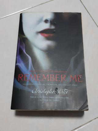 🚚 Remember Me - Christopher Pike
