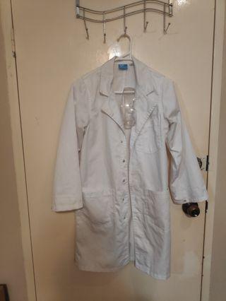 Lab coat and glasses mini petite size
