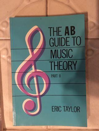 🚚 AB guide to music theory