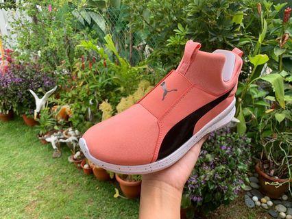 Women's Rebel Mid WNS Speckles Sneaker