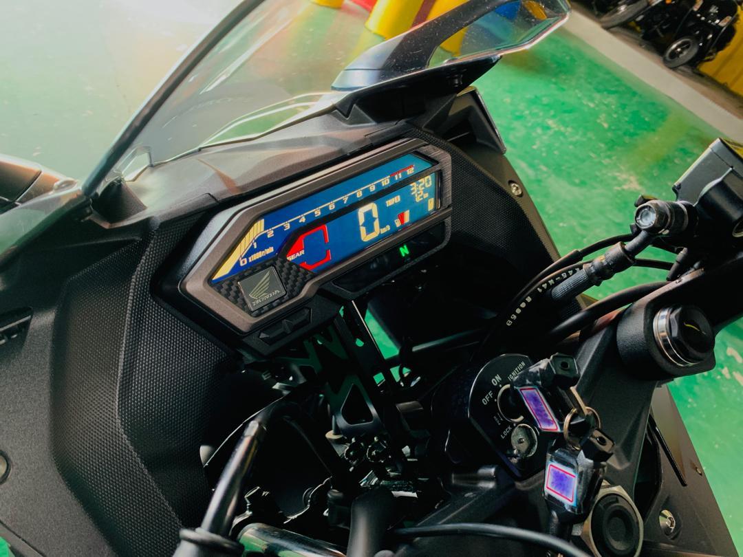 2019 HONDA CBR150R LED六速 最新輕檔車 高雄天美重車