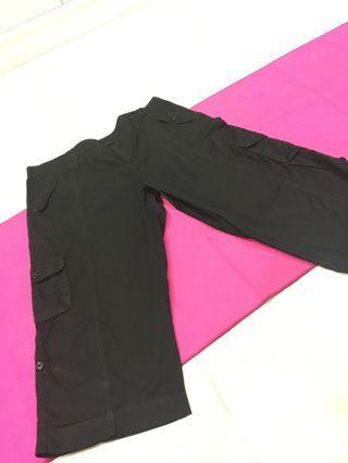 Plus size 3/4 pants