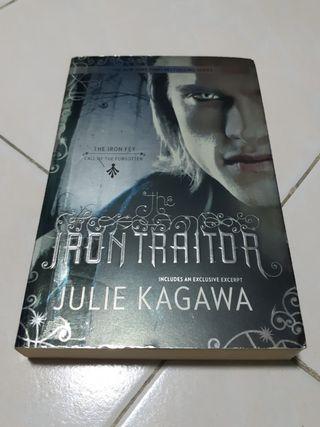 🚚 Call of the Forgotten: The Iron Traitor - Julie Kagawa