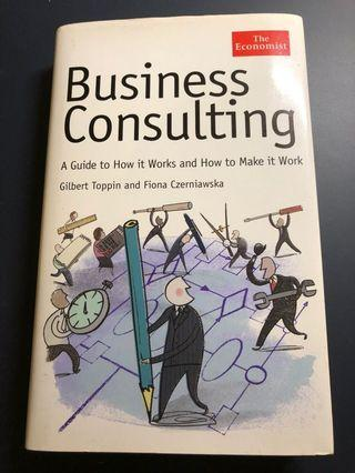 🚚 Business Consulting - The Economist