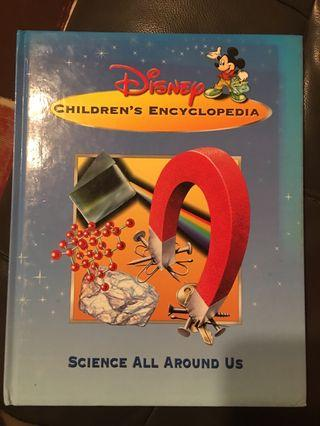 🚚 Disney Children's Encyclopedia