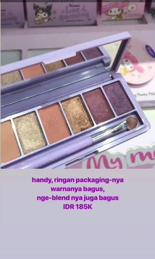 Eyeshadow bangkok premium po bkk 6juni