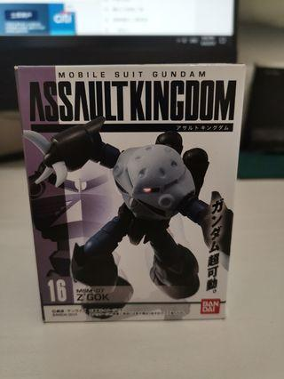 高達魔蟹 assault kingdom