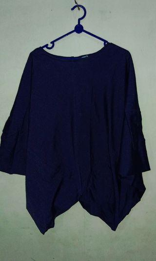 Blouse batwing