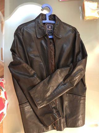 Leather Jacket皮嬲