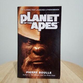 Planet of the Ape by Pierre Boulle