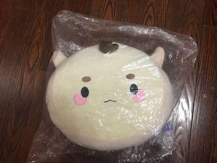 BNWT plushy cushion