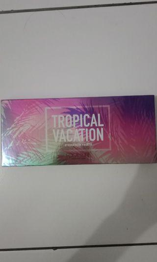Focallure eyeshadow palette TROPICAL VACATION