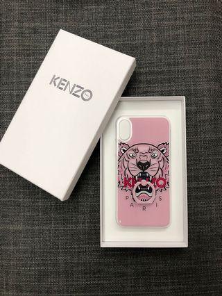 BNIB Authentic Kenzo iPhone X/XS Case