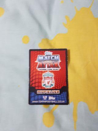 Match attax epl 2014/15 cards