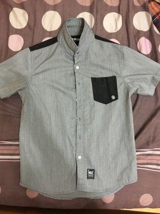 HOZ 短袖襯衫 L