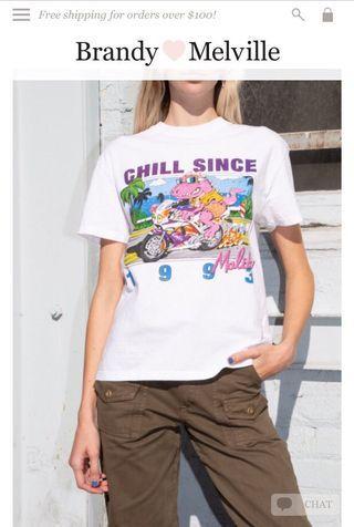 Marina Chill Since 1993 Tee