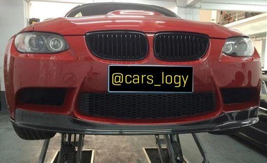 🚚 BMW E90 E92 E94 Carbon Fiber Front Lip