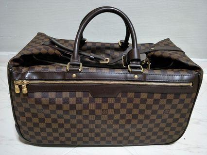 🚚 Louis Vuitton Damier Ebene Trolley Luggage