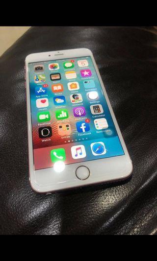 Apple i phone 6s plus