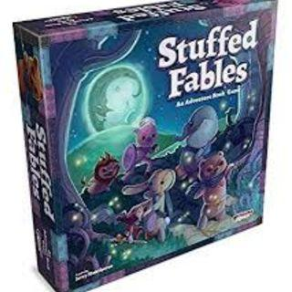 Stuffed Fables Brand New Board Game