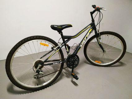 Shimano equip mountain bike