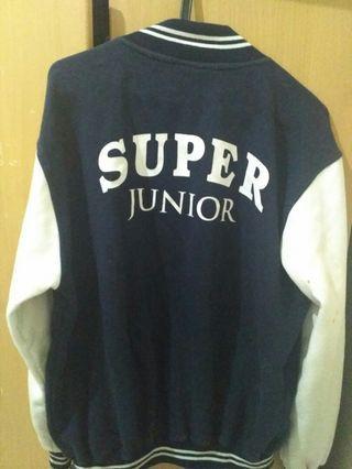 Jaket super junior yonsei