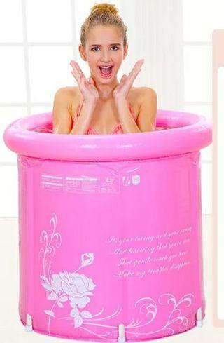 溫泉泡澡桶 (65*70cm)