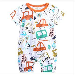 3pcs Baby Romper 100% cotton