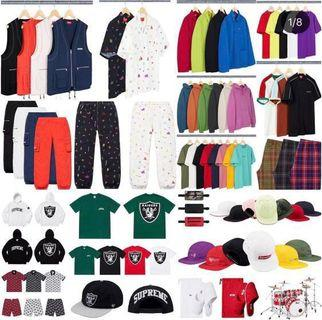Supreme Week 15 Preorder