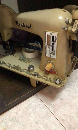 Vintage Electric Ranleigh sewing machine
