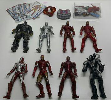 先閱文,後發問 Hasbro Marvel Legends  1/18 scale ironman 3.75寸