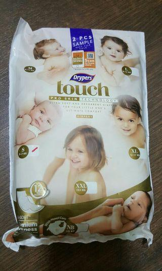 Free Mailing📬Baby Drypers Touch Diapers