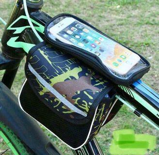 New Frame bar bag for bicycle ebike