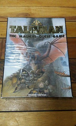 #2622 Talisman the Magical Quest Game, Second Edition