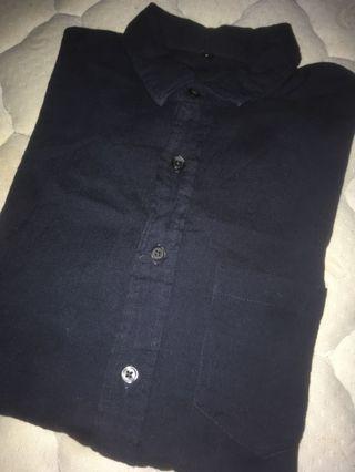 Muji 無印良品 linen shirt