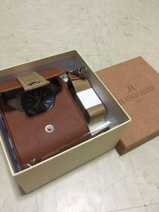 🚚 Jean Richard Terrascope Automatic Watch