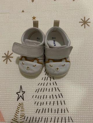 Baby shoe for learning how to walk 学步鞋 size:11cm(inner),11.5cm(outer)