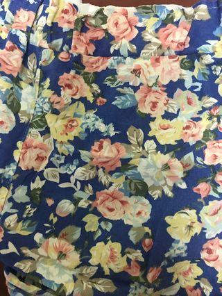 Flower short 40NTD