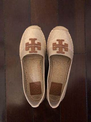 Tory Burch漁夫鞋