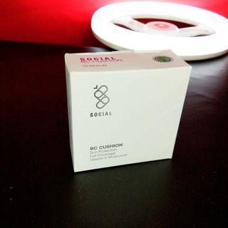 Social Cosmetics BC Cushion - 03 Medium