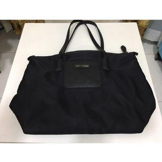 Nylon Hand Bag From Italy
