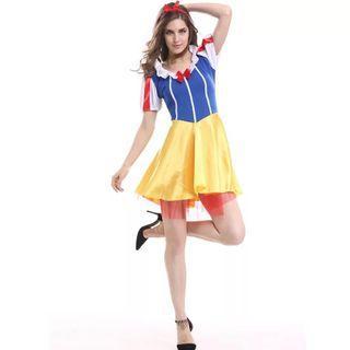 白雪公主裝 #Snow White #白雪 #公主 #萬聖節 #角色扮演 # #歐美 #裙 #情趣內衣 #女裝 #服裝 #表演 #派對  #動漫 #漫畫 #動畫 #拍攝 #道具 #衣服 #私影 #龍友