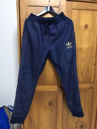 Adidas originals denim jeans