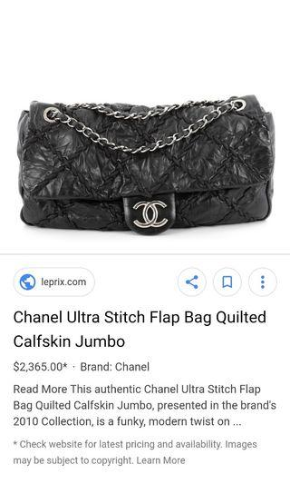 Price reduced $1800! Authentic Chanel Jumbo