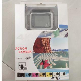 Nanotech 4K WIFI sport cameraNEW Camera Styles Camera Diving Full HD DVR DV 30M Waterproof