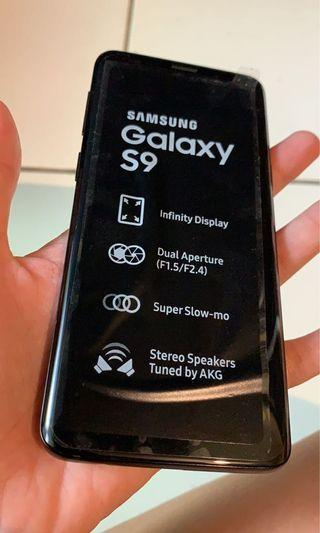 Samsung S9 like new