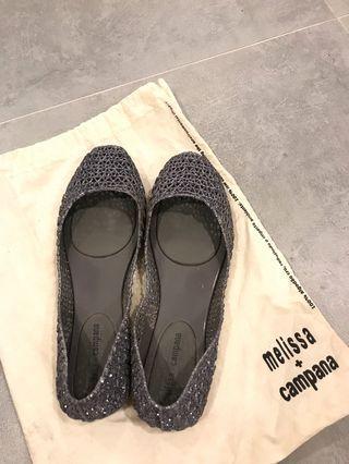 Melissa 閃閃膠鞋