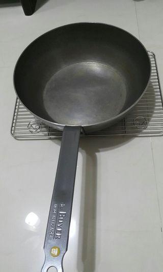 法國畢耶鍋,含原廠包裝袋de buyer
