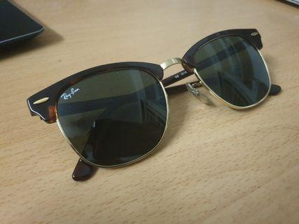 🚚 Raybans ClubMaster Classic