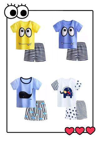 🚚 Exstock_Kids Cotton Shirts